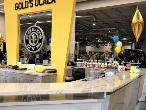 Gold's Gym – Ocala, FL