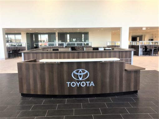 Serra Toyota – Traverse City, MI