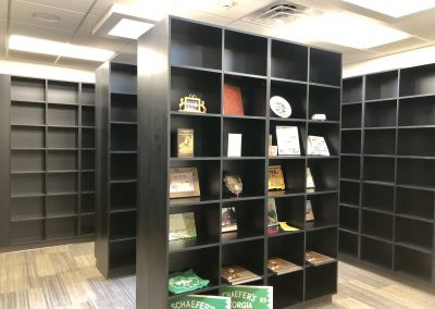 custom commercial graphics and cabinets