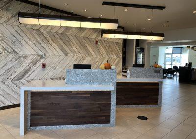 custom hospitality cabinetry