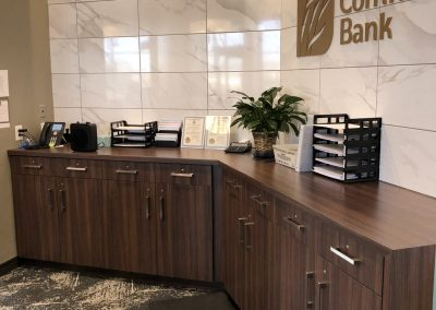 banking industry cabinets
