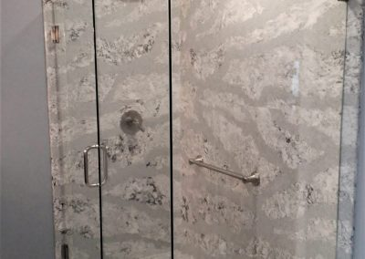 quartz shower panels