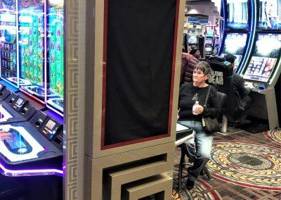 custom slot machine endcaps