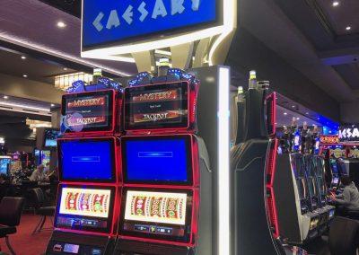 casino gaming signs
