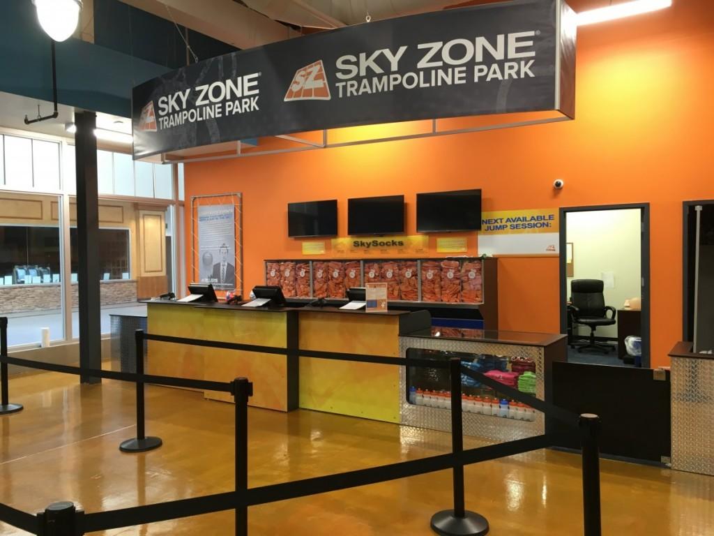 Sky Zone – Kingston MA