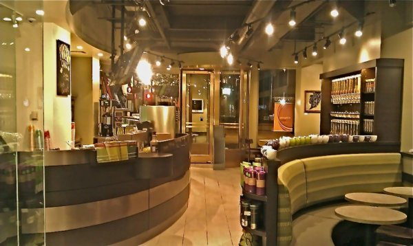 Argo Tea Cafe – Chicago IL