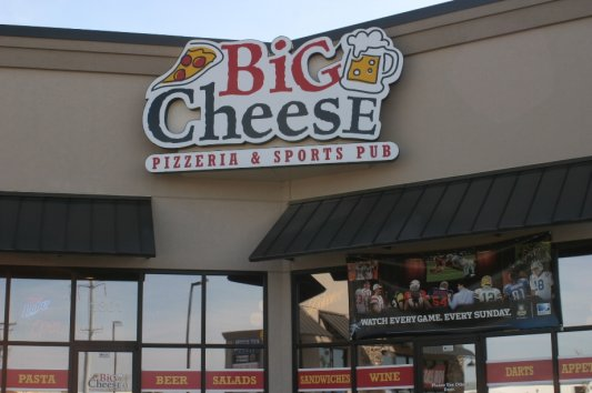 Big Cheese Pizza – Sioux Falls, SD