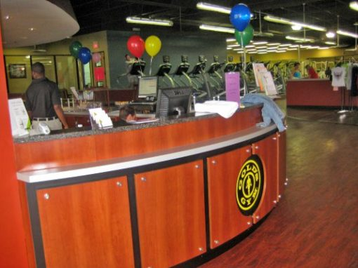 Gold's Gym – Valley Ranch, TX