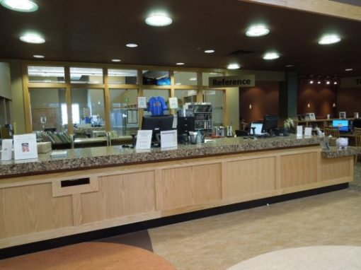 Marshall Library – Marshall, MN