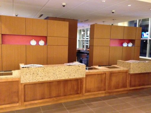 Hotels Commercial Cabinetry Millwork Amp Fixturess