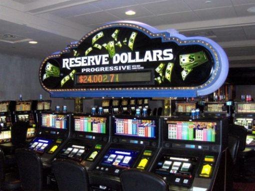 Casino Sign Refaces
