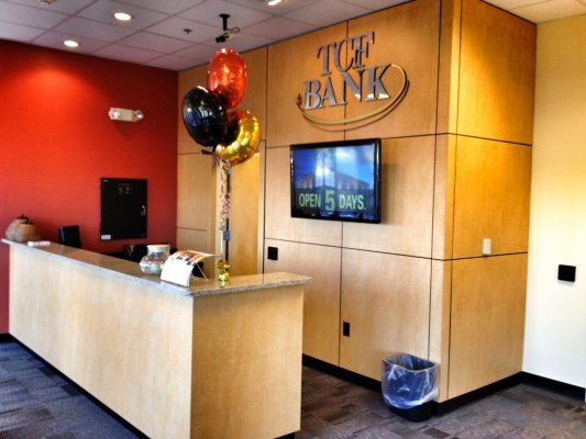 TCF Financial – Sioux Falls, SD